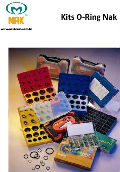 Tabela de Medidas - Kits O-Ring