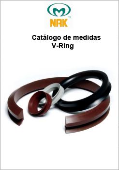 Tabela de Medidas - V-Ring