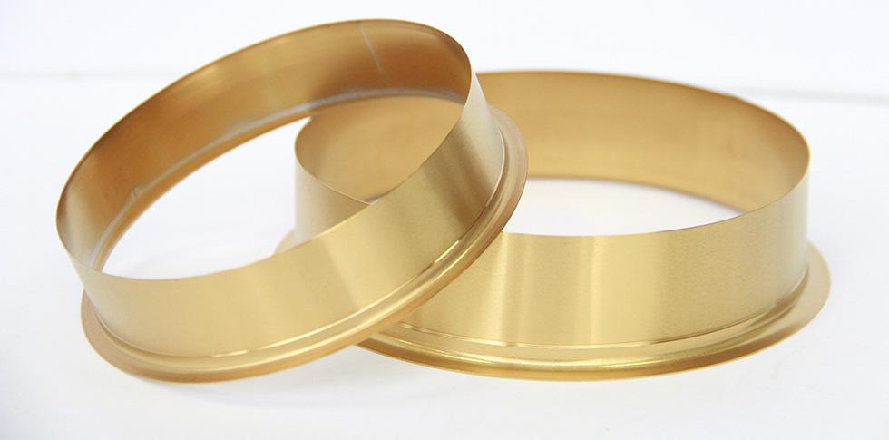 Speed Sleeve Gold